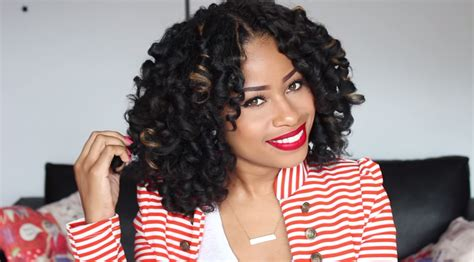 How To Install Your Crochet Braids Using Marley Hair Tutorial
