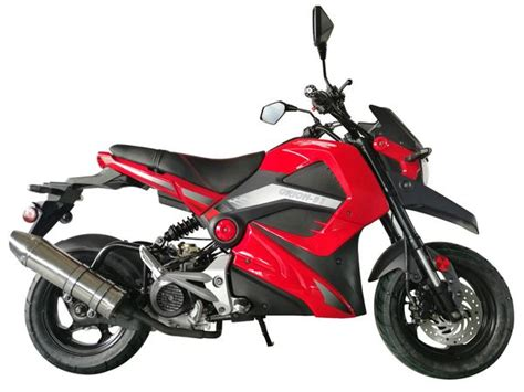 Pmz50-m5 Buy Icebear Evader 50 Moped Scooter Motorcycle
