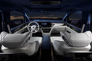 Buick GL8 Avenir Concept Has The Best Interior Ever GM