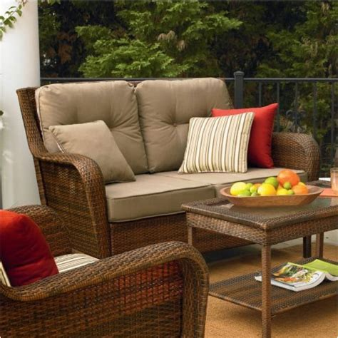Ty Pennington Patio Furniture Covers by Ty Pennington Mayfield Seating Replacement Cushion
