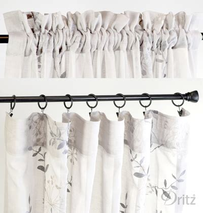 diy home decorating easy curtain upgrades