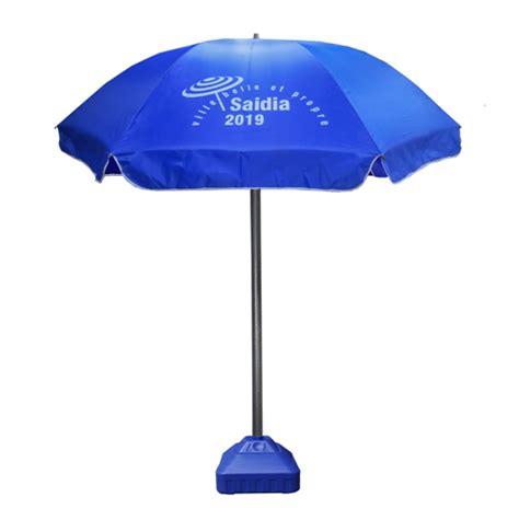 High Quality Custom Logo Advertising Sunshade Beach Umbrella