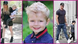 Fergie's Son Axl Jack Duhamel 2017 - YouTube