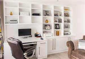 High Cabinet With Drawers by Fitted Home Study Furniture