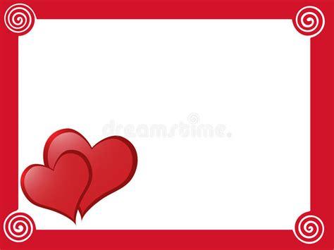 cadre d amour illustration de vecteur image du amour 13021355