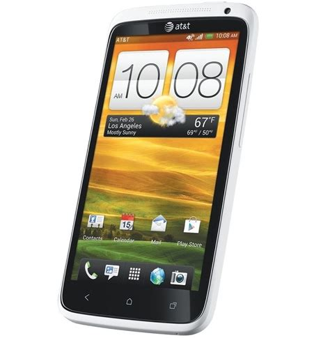 refurbished cell phones at t htc one x white 4g android at t h2o cell phones