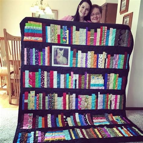 bookshelf quilt pattern the keepsake bookshelf memory quilt 24 blocks