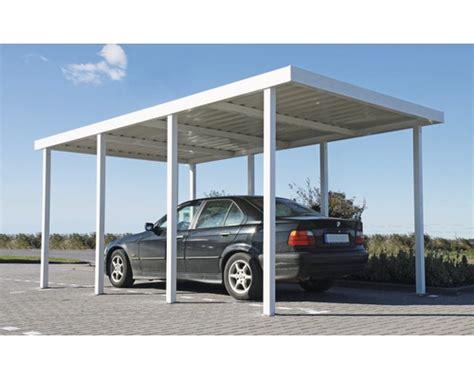 Carport Basicline, 319x542 Cm, Blanc  Hornbach Luxembourg