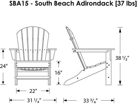 polywood 174 south adirondack