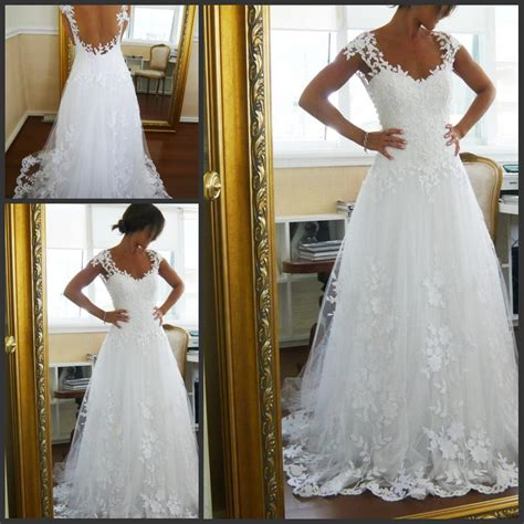 hot sale wedding dresses sexy whiteivory