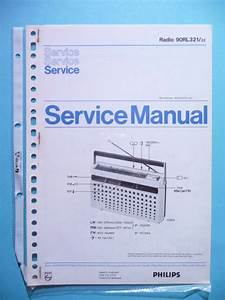 Service Manual Instructions For Philips 90 Rl 321