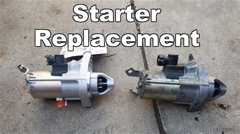 Civic Starter by Honda Civic Starter Replacement 2006 2011 No