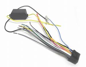 Pioneer Deh P6100bt Wiring Harness