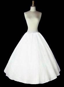 a line bridal gown wedding dress crinoline petticoat slip With a line wedding dress slip