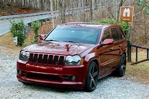 2007 Jeep Srt8 6 1l V8 Hemi 4wd Loaded  27 000