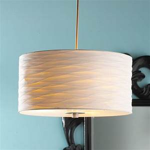 Pleat Box Light For Over The Kitchen Eating Table Pintuck Pleated Silk