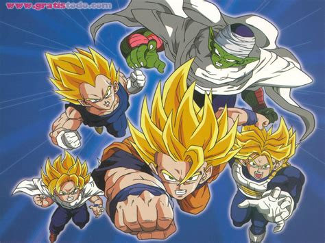 fondos de pantalla de dragon ball  wallpapers gratis