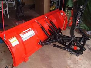 Western Unimount Plow