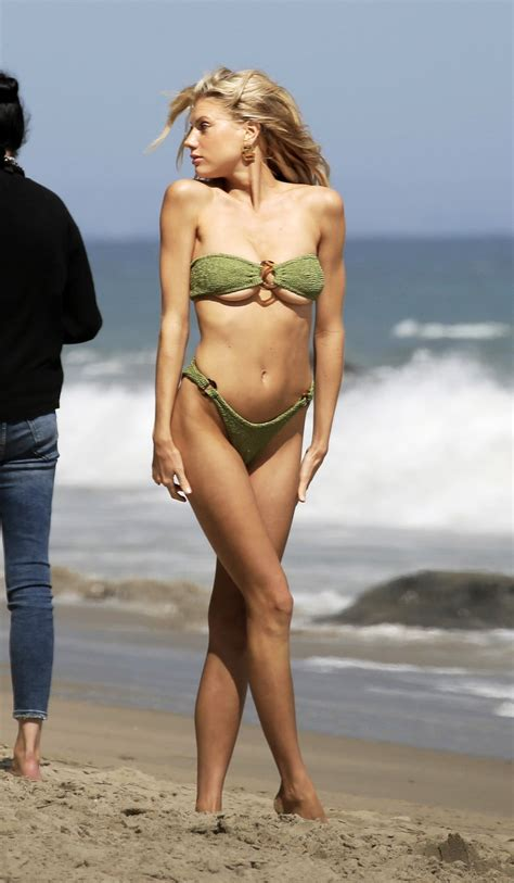 Charlotte Mckinney Sexy Bts On The Beach In La Photos The Fappening