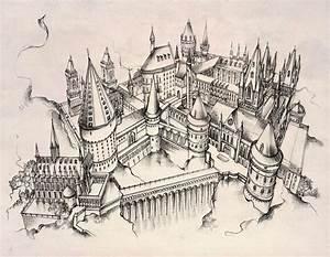 Hogwarts castle by Andette on deviantART | {16} ℍarryℙ ...