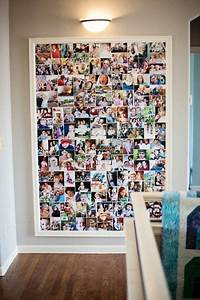 Ideen Fotos Aufhängen : fotowand selber machen fotokollage basteln farbbilder fotos haus garten pinterest ~ Yasmunasinghe.com Haus und Dekorationen
