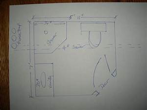 I Need A Riser Diagram For An Under Slab Bathroom