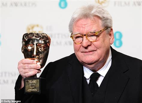 Director Sir Alan Parker who made Bugsy Malone, Midnight ...