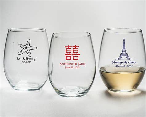 Bicchieri Vetro Personalizzati by Bicchieri Personalizzati Wedding