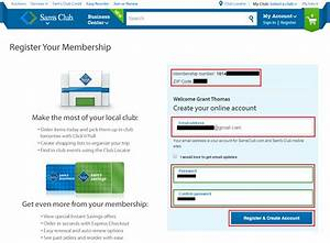 sam39s club membership and complete amex offer ordering process With sam s club invoice