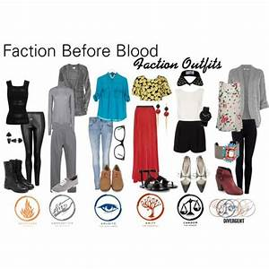 """""""Faction Before Blood"""" by izzyf on Polyvore~ Divergent ..."""