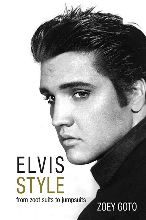 Elvis Images Elvis Style From Zoot Suits To Jumpsuits Elvis Style Book