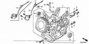 Honda Engines Gx270u Qxe4 Engine  Jpn  Vin  Gcalk