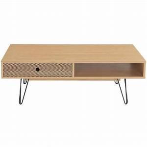 Table Basse Vintage : table basse vintage achat vente table basse vintage pas cher cdiscount ~ Teatrodelosmanantiales.com Idées de Décoration