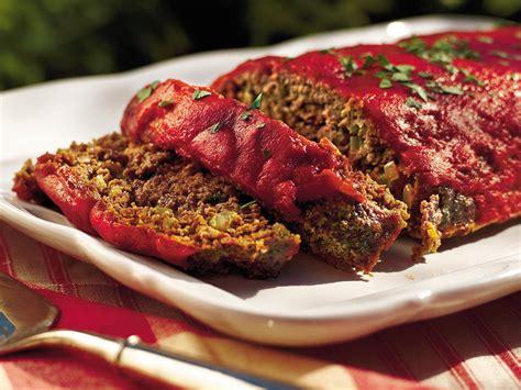 meatloaf recipe old fashioned meatloaf recipe myrecipes
