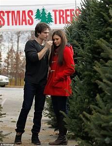 Nina Dobrev And Her Vampire Diaries Boyfriend Ian