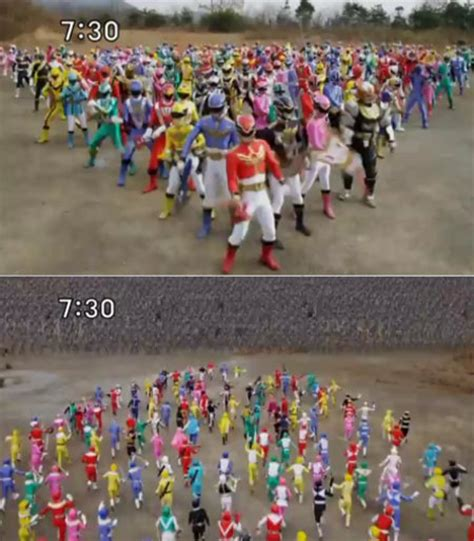 POW-POW-POWER WHEELS! RANGERS: Every Ranger In Battle At ...