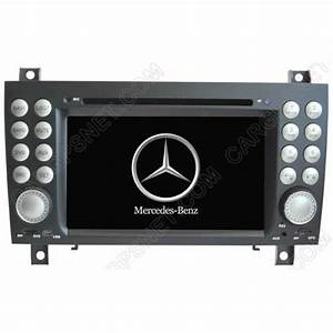 Sell Mercedes Slk R171 Gps Navigation Dvd Radio Head Unit