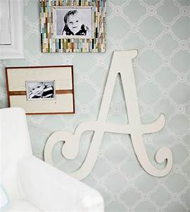 Wooden letters cursive wooden letters letters for Large wooden letters