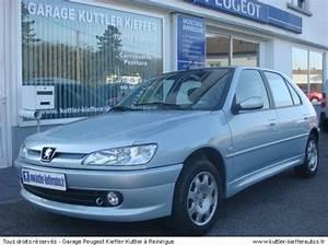 Peugeot 306 Occasion : peugeot 306 1 9d 5 portes 2000 occasion auto peugeot 306 ~ Medecine-chirurgie-esthetiques.com Avis de Voitures