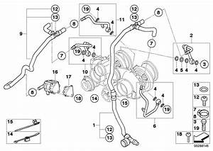 2011 Bmw X5 Auxiliary Water Pump  Engine  Cooling