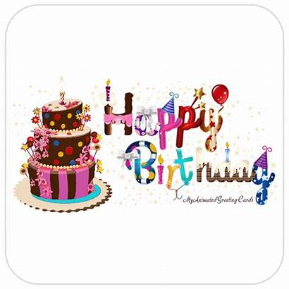 Birthday Animated Happy Cards Card Interactive Wishes