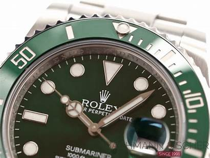Rolex Hulk Submariner Watches Bj Papers Stainless