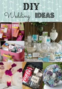 wedding ideas diy wedding ideas keep your budget with these tips
