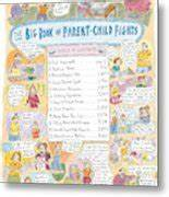 'big Book Of Parent-child Fights' by Roz Chast