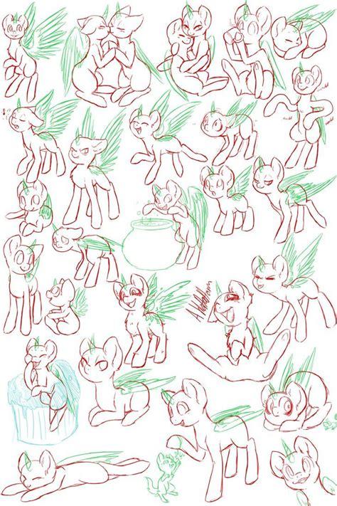 mays pony anatomy tutorial   funded  patreon