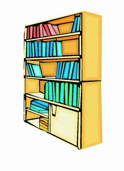 Clipart Library Books Clip Illustration Buku Kartun