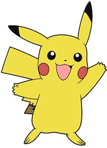Pokemon Pikachu Cartoon Clip Art
