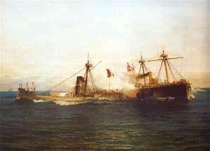 Combate Naval De Angamos  U2013 Wikip U00e9dia  A Enciclop U00e9dia Livre