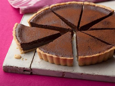 chocolate tart recipe tyler florence food network