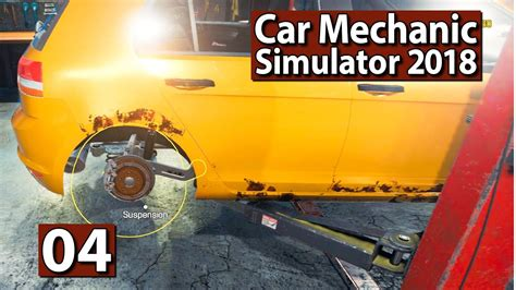 auto werkstatt simulator 2018 auto werkstatt simulator 2018 reifenabzieher fix 4 car mechanic gameplay